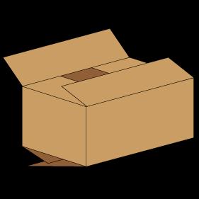 Kasse F202 - 7 mm pap
