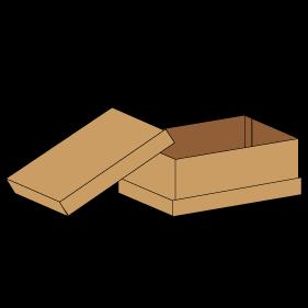 Kasse F314 - 5 mm pap