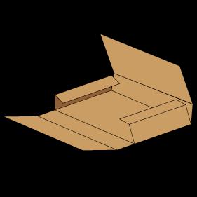 Kasse F401 - 5 mm pap