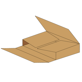 Kasse P404 - 5 mm pap
