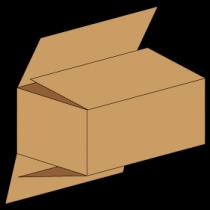 Kasse  F203 - 3 mm pap
