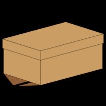 Kasse F312 - 7 mm pap