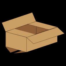 Kasse F201 - 5 mm pap