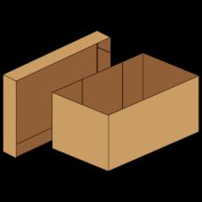 Kasse F306 - 3 mm pap