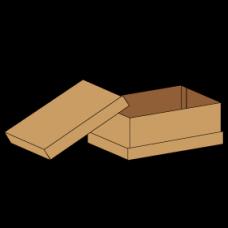 Kasse F314 - 3 mm pap