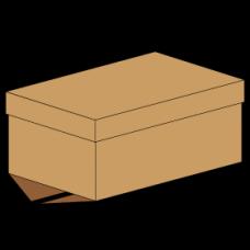 Kasse F312 - 5 mm pap