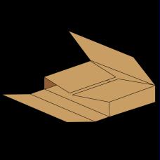 Kasse P404 - 7 mm pap