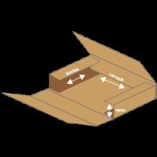 Kasse F401 - 7 mm pap