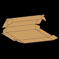 Kasse F409 - 7 mm pap
