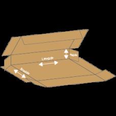 Kasse F410 - 5 mm pap
