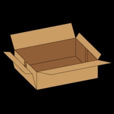 Kasse F415 - 5 mm pap