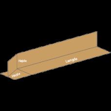 Kasse P004 - 5 mm pap
