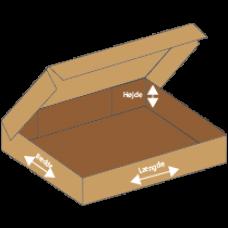 Konfektions kasse 701 - 3 mm pap