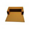 Kasse 0403 - Foldet 3 sider